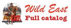Wild East DVDs