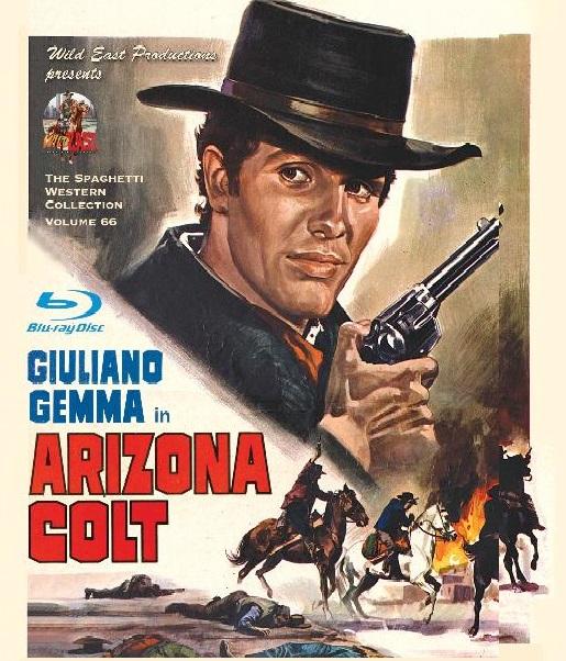 Arizona Colt BluRay