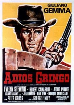 Risultati immagini per Adios Gringo