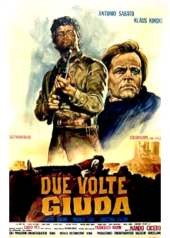 Twice A Judas Review The Spaghetti Western Database