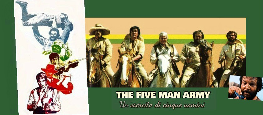 The Five Man Army