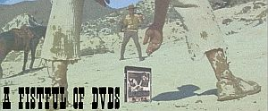 A Fistful of DVDs - Spaghetti Western DVD Database