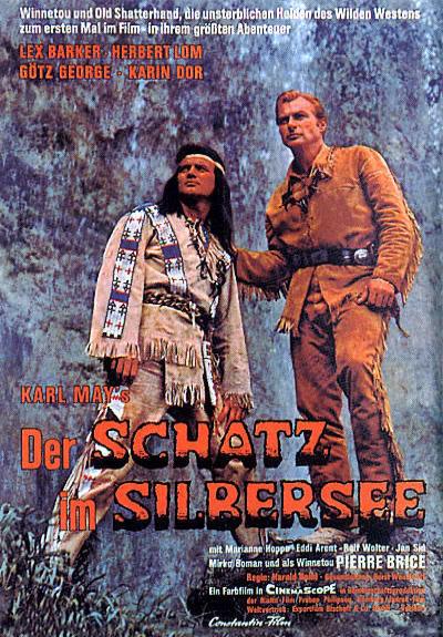Winnetou und Shatterhand im Tal der Toten - The Spaghetti