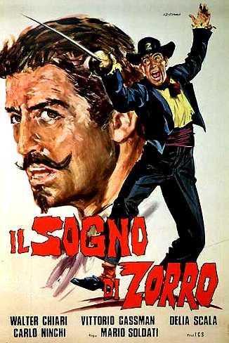 Sogno di Zorro, Il - T...