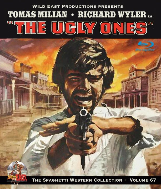 The Ugly Ones Bluray