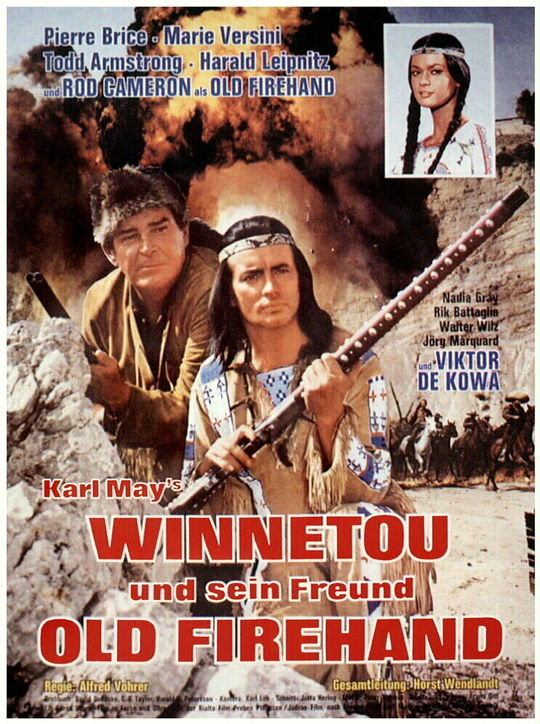Winnetou the Warrior Review - The Spaghetti Western Database