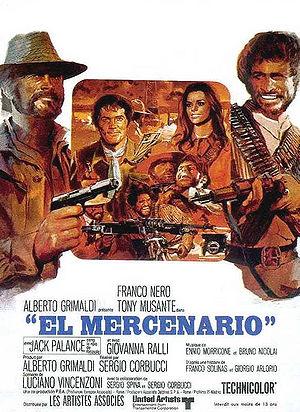 Salario para matar (El Mercenario) reseña - The Spaghetti Western Database