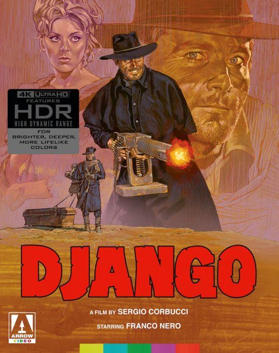 Django 4KUltraHD BluRay
