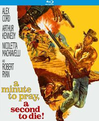 A Minute to pray, a second to die BluRay