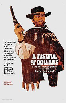 where was fist full of dollars filmed